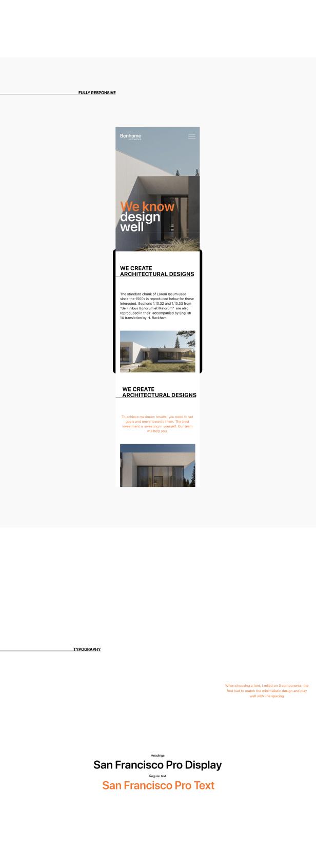 Benhome - Architecture & Interior HTML Template - 5