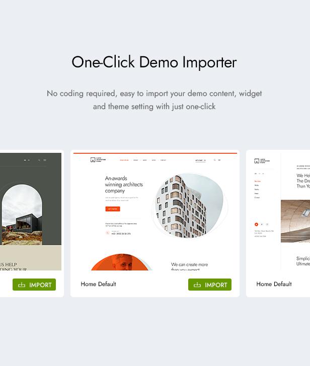 Liarch - Architecture & Interior WordPress Theme - 8