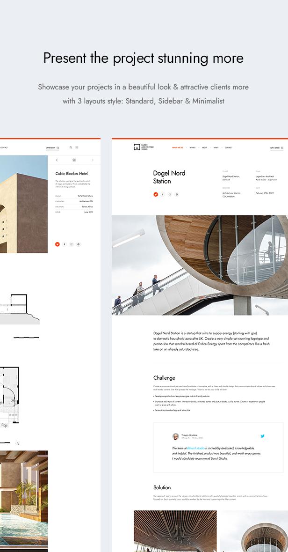 Liarch - Architecture & Interior WordPress Theme - 11